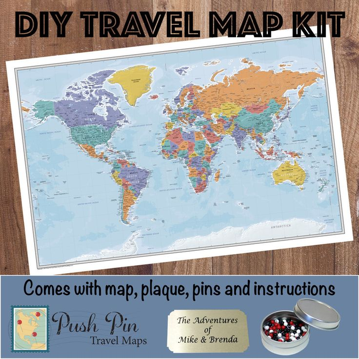 blue ocean world travel map kit this map of the world is our own exclusive