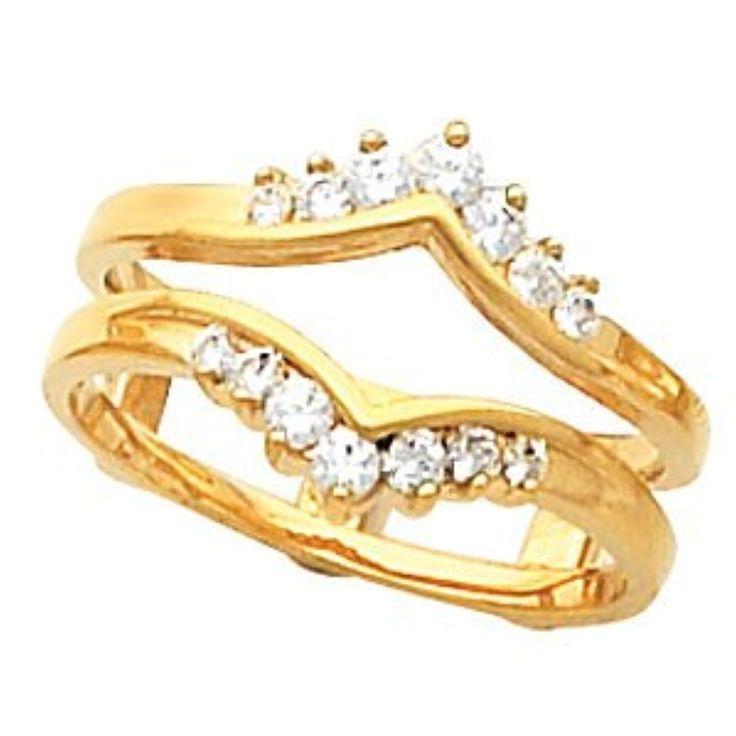863 best Wedding Ring Enhancers images on Pinterest