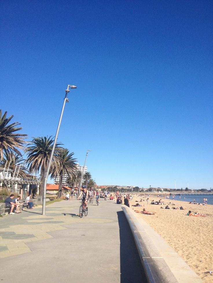 St Kilda - Melbourne VIC Photo Credit: Jennifer Huynh