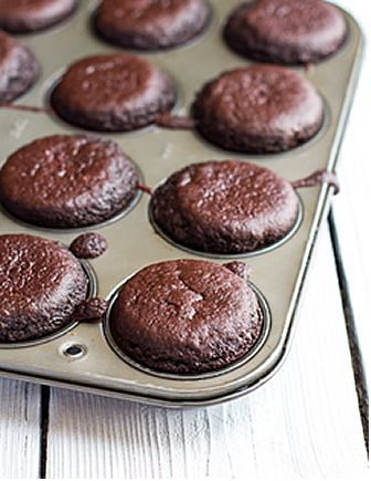 Brownie Cupcakes   Cupcakerecepten.nl