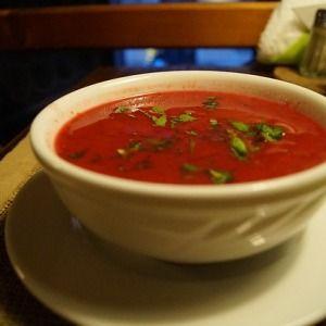 Dobrá rajská polévka z protlaku i z čerstvých rajčat   staročeské recepty