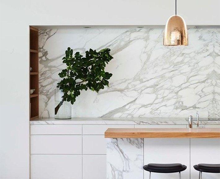 Modern Kitchen Marble Backsplash 340 best kitchen ideas images on pinterest | kitchen ideas