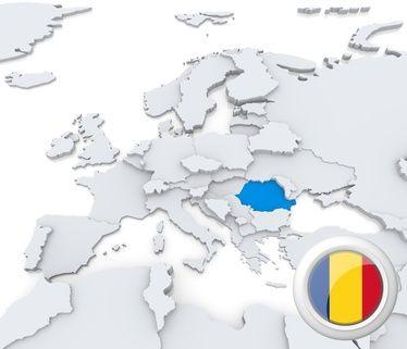 EURODANE - gospodarka Rumunii , PKB, inflacja, ludność, giełda, finanse, deficyt