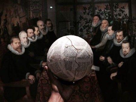 Holy Ball (c) Samson Kambalu