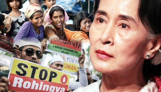"""Berita Islam ! Para Peraih Nobel Perdamaian Frustasi dengan Sikap Diam Aung San Suu Kyi... Bantu Share ! http://ift.tt/2wv8e9k Para Peraih Nobel Perdamaian Frustasi dengan Sikap Diam Aung San Suu Kyi  Pembantaian biadab rezim junta Myanmar terhadap muslim Rohingya bukan terjadi kali ini saja. Aung San Suu Kyi selalu diam. Sejumlah peraih Nobel Perdamaian mengkritiknya melalui surat terbuka hingga mereka frustasi karena terus membisunya Suu Kyi. """"Meski telah diajukan permohonan berulang-ulang…"""