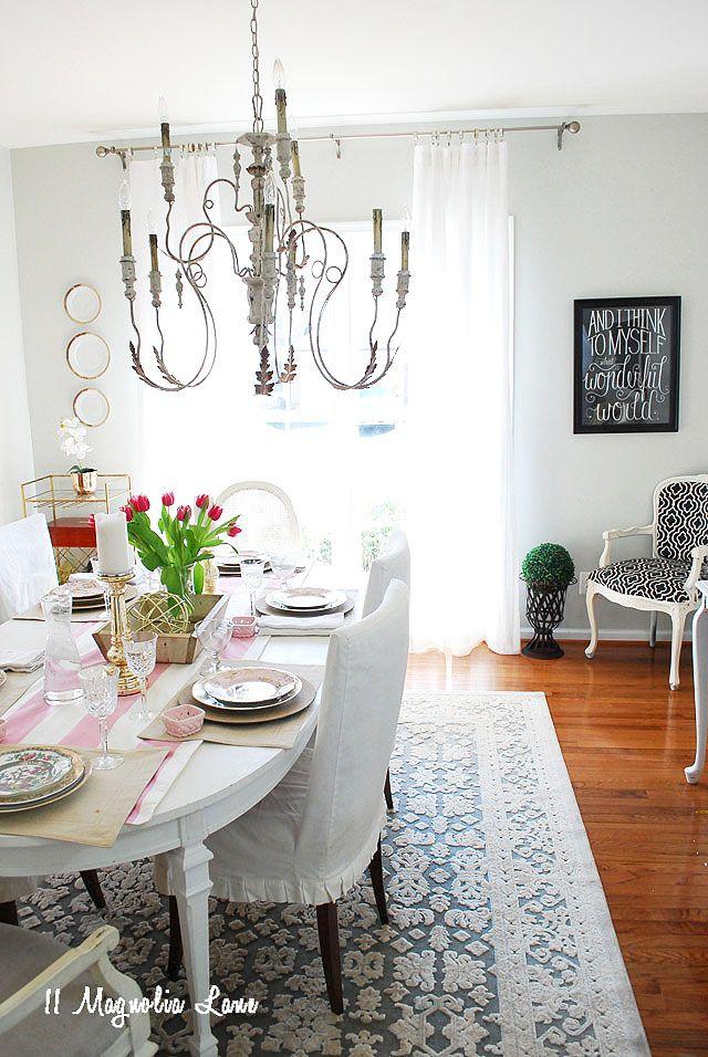 22 besten dining rooms bilder auf pinterest, Esstisch ideennn