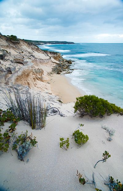 West Point Memory Cove wilderness area, Lincoln National Park, Australia