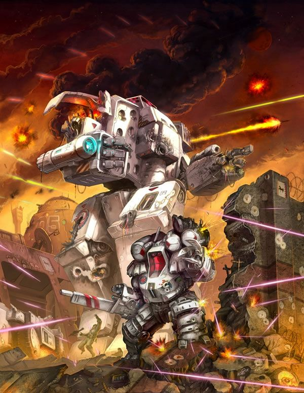 battletech | BattleTech' Turns 25 Amidst A Resurgence In Popularity