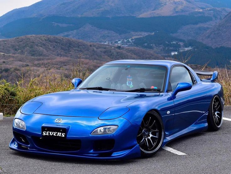 Martes azules | ClubJapo. Portal de coches japoneses
