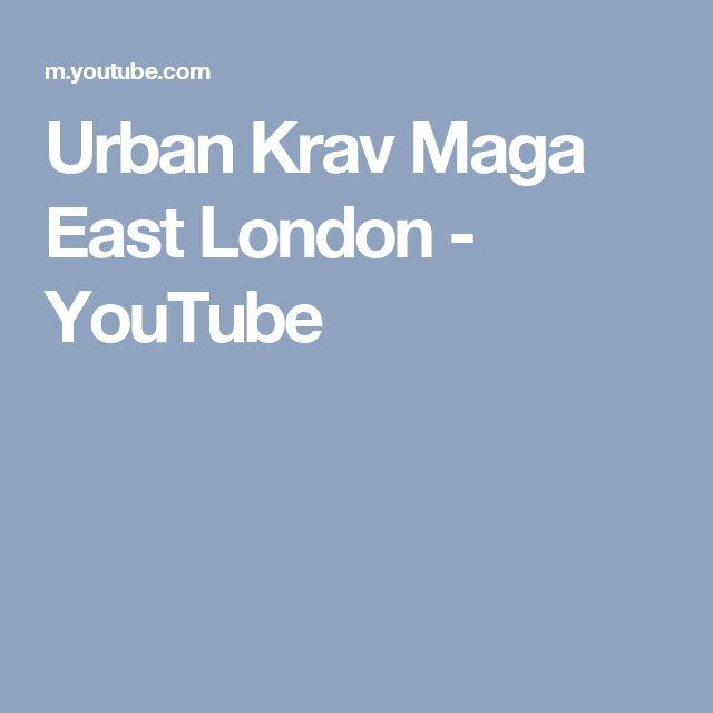 Urban Krav Maga East London - YouTube