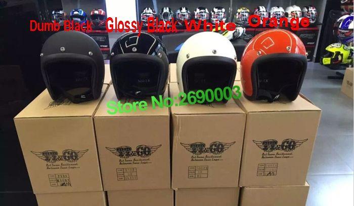 Free Shipping Motorcycle Helmet Brand Japan MOKALA SPEED Thompson Glass Steel Vintage motorcycle helmet Harley motorcycle helmet