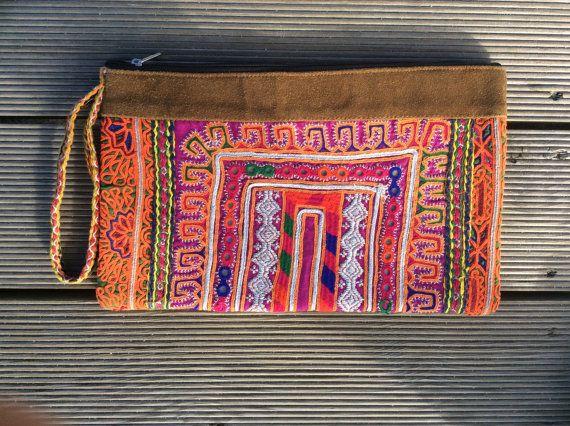 Banjara+clutch+antique+vintage+boho+bohostyle+gipsy+by+pasaje