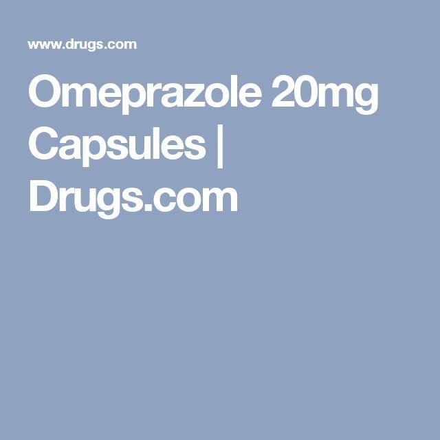 25 Best Ideas About Omeprazole Side Effects On Pinterest