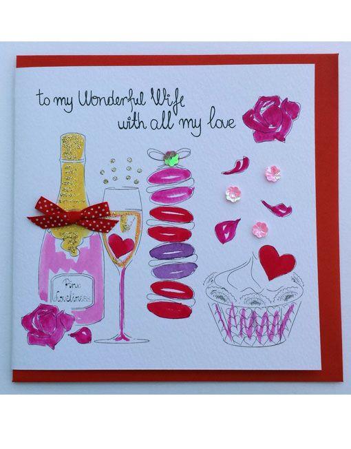 Wonderful Wife Card