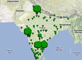 NDTV's Greenathon - An Environment Initiative on 20 May 2012: 12 hours for the environment