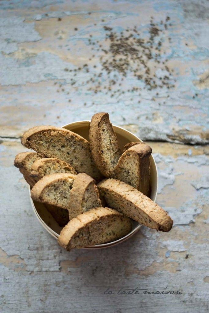 Anicini – Biscotti all'anice verde di Castignano | La tarte maison