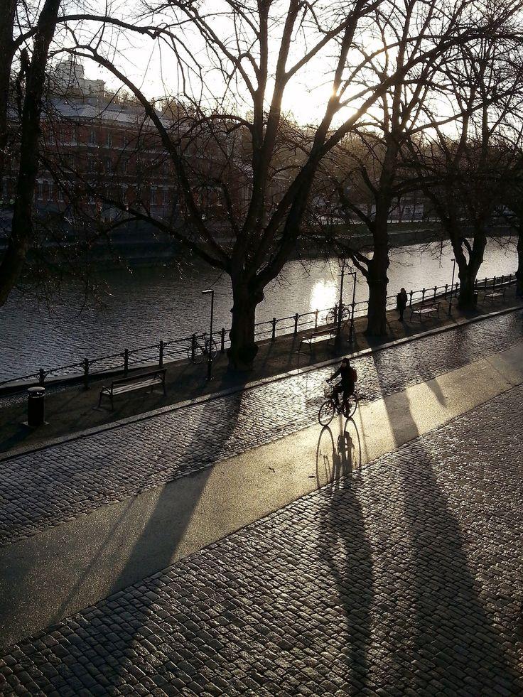 Golden Light - Turku, Finland