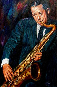 Lester  Young: Pres. Such cool tones.