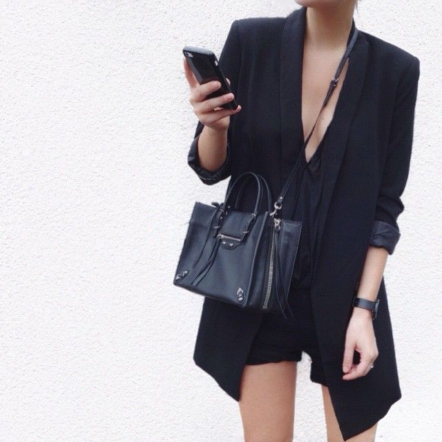 CHLOE | HOLLYWOOD @chloehollywood ➕Blazer➕Wearing ...Instagram photo | Websta (Webstagram)