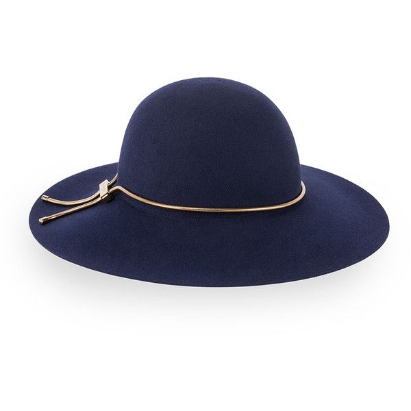 Lanvin Wide-Brim Snake-Chain Hat ($930) ❤ liked on Polyvore featuring accessories, hats, khaki, wide hat, khaki hat, lanvin, logo hats and lanvin hat