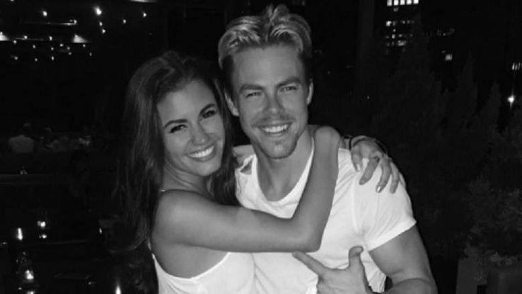 Who is Hayley Erbert? Is she Derek Hough's girlfriend? Is he wifed up? Get Hough's dating details here.