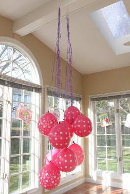 DIY Balloon Pinata - A fun change from your typical pinata!  My kids loved it!
