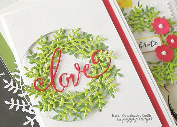 Craft Projects With Memory Box Wreath Die