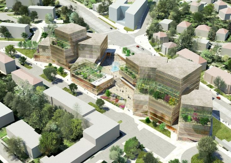 Red Hill Rise Proposal, Prague by Maxwan - rule & exception