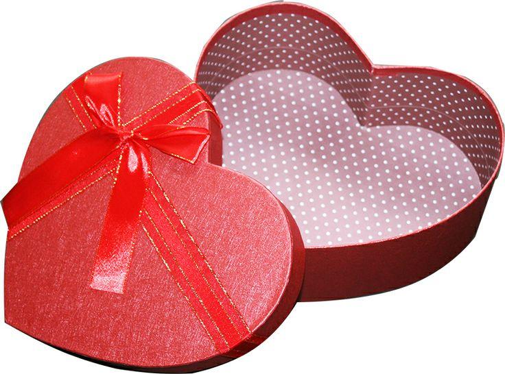 Şık Bir Kalp Şeklinde Kutu Daha HediyeKutucu.com'dan