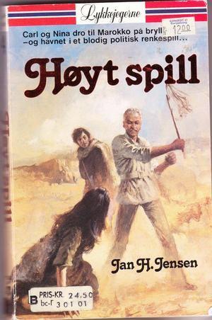 """""""Høyt spill"""" av Jan H. Jensen"""