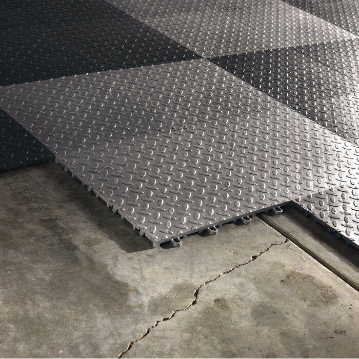 Gaft04ttpc 4 Pack 12 X 12 Garage Flooring Tile In 2020 Jesus Bilder Jesus Bilder