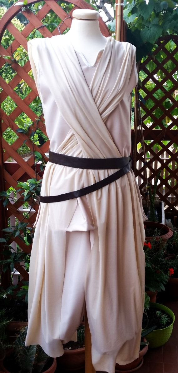 Rey Star Wars The Force Awakens inspired by ItalianStageClothes