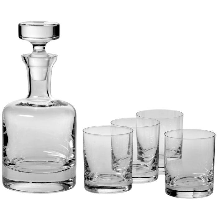 Ravenscroft Crystal Buckingham Decanter Gift Set
