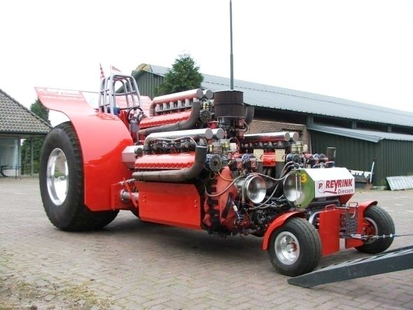 Tractor Pulling Engines : Best images about hot rod mini tractor s ridding lawn