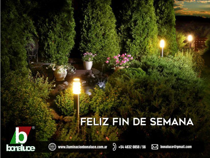 #Fin de #Semana  @iluminacionbonaluce te desea Feliz  Fin de Semana disfruta de la compañía de tus amigos familiares y seres queridos.  Ingresa en nuestro sitio web y conoce mas de nuestros productos  WebSite:  http://ift.tt/2rZhDXz  #lámpara #spots #fabrica #iluminación #interior #exterior #veladores #leds #ofertas #promoción #hoy #aplique #techo @nahaweb #mesa #pie #buenosaires #argentina #reparación #electricidad #diseño #arquitectura #construcción #casa #hogar #oficina…