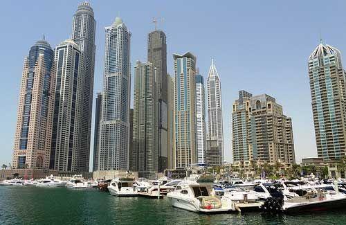 Dubai Marina  #dubai #uae #travelling #tours #business