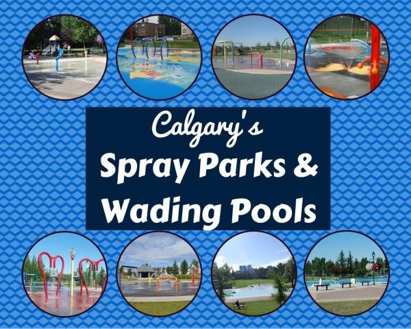 Calgary Spray Parks and Wading Pools - calgaryplaygroundreview.com