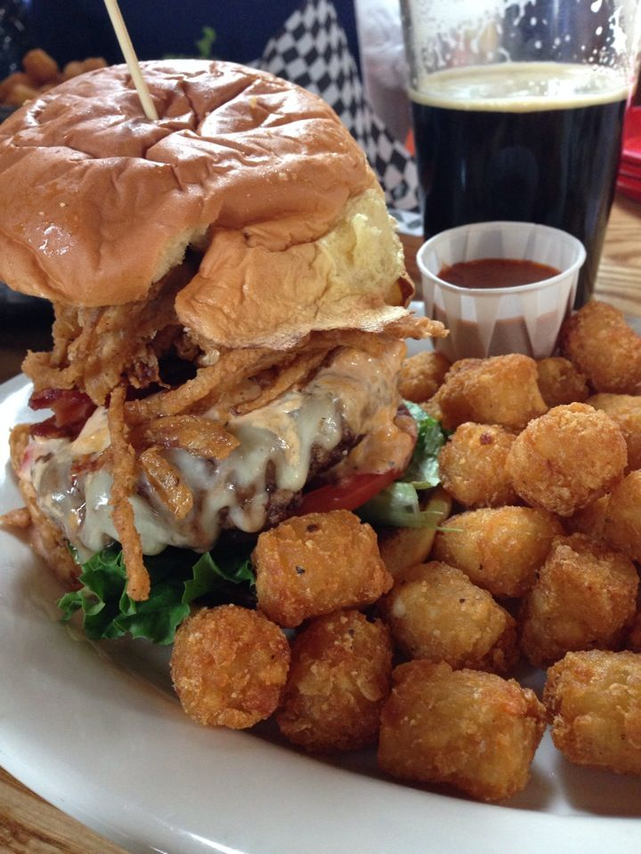 Bad Daddy's Burger Bar in Charlotte, NC. Burgers, lunch, & dinner