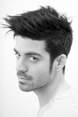 Men's Hairstyles - More Men's Long on Top Hairstyles