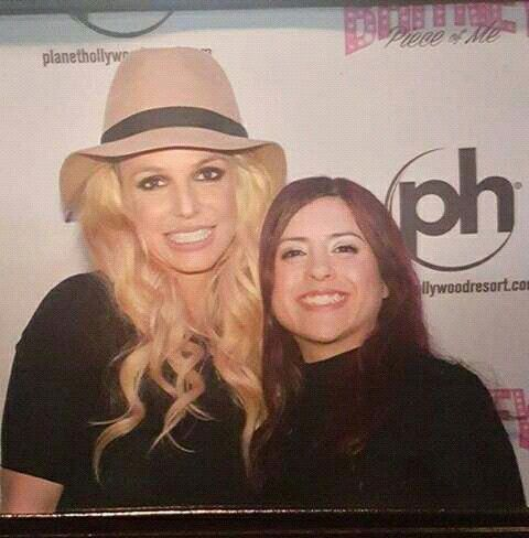Britney Spears No Meet & Greet 27.12.15