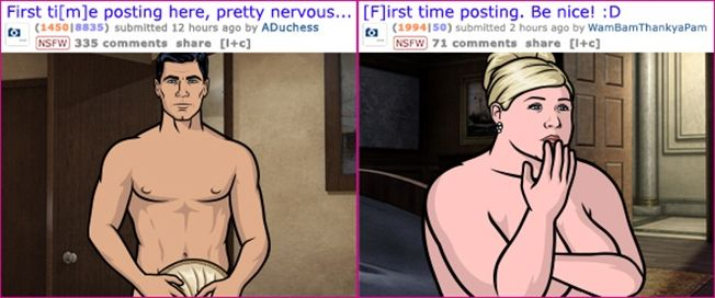 Archer Runs Revealing Banner Ads in Reddit's Nude-Photo Forum | Adweek---good for them for knowing their target demographic and being up to date with technology. Clever!
