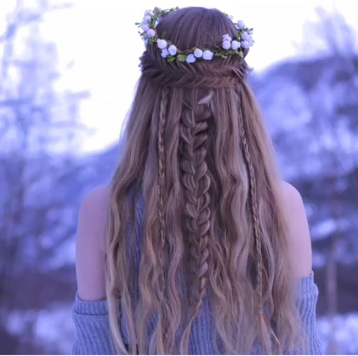 fairy hairstyles ideas