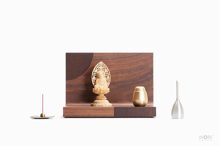 組み合わせギャラリー 手元供養 祈りの専門ブランド いのりオーケストラ ギャラリー 2ページ ミニ 仏壇 仏壇 祈り