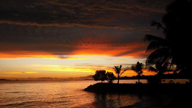 Viseisei Village, Fiji