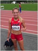 Breanna Leslie, a Valley Christian High School graduate, is a part of the Chandler Sports Hall of Fame.  In 2013 she participated in the Pan-American Games for USA Track and Field where she placed 5th in the heptathlon. #trackandfield #heptathlon #femaleathlete #athletics #Chandler