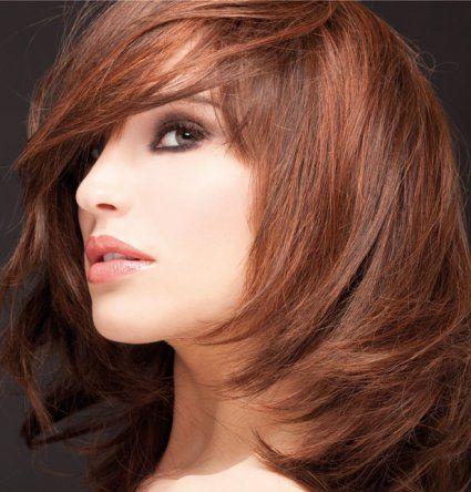 1000 id es sur le th me m ches de cheveux auburn sur pinterest rouge naturel cheveux auburn - Meche blonde et rouge ...