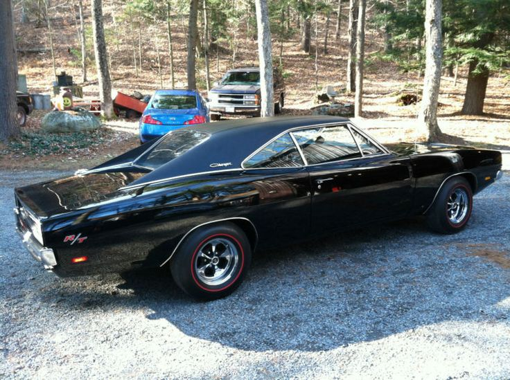 1969 Dodge Charger RT!