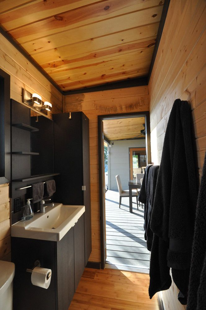 Customer gallery kanga modern cabin 14x20 14x16 w for 14x16 living room