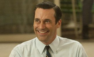 One pin for Don Draper, one pin for Jon Hamm. He's the thinking woman's Clooney! Can't wait to see the episode of Mad Men he directed.: Jon Hamm, Beloved Don, Don Draper, Amc Interview, Men'S Jon, Don Madaboutmadmen, Draper Madmen, Amc Don, Don Mad About Mad Men'S