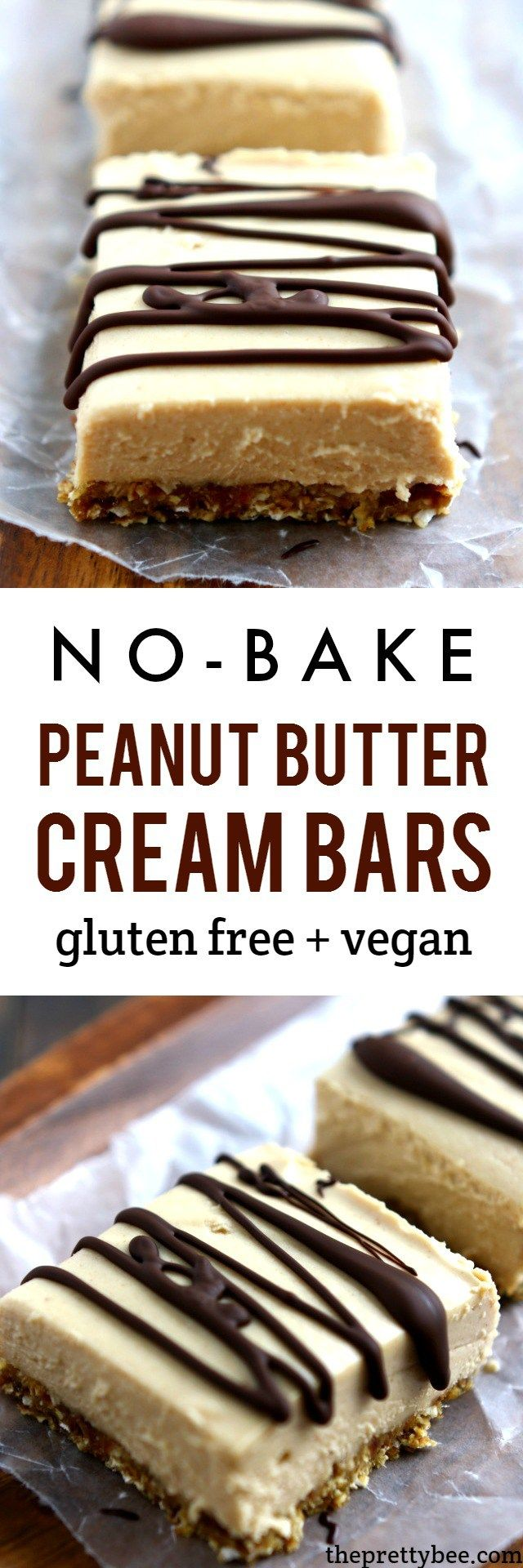 手机壳定制air flight  mid Light and delicious no bake peanut butter cream bars are a wonderfully decadent dessert  Vegan amp Gluten free